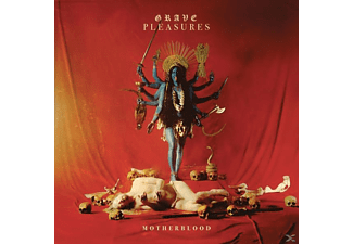 Grave Pleasures - Motherblood - (LP + Bonus-CD)