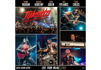 Tyketto - Live From Milan 2017 (Ltd.Gatefold/Black Vinyl) - (Vinyl)