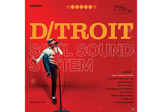 D/Troit - Soul Sound System - (CD)