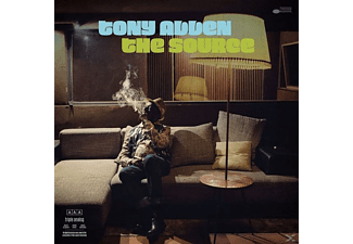 Tony Allen - The Source - (CD)