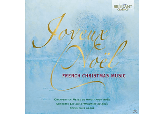 VARIOUS - Joyeux Noel-French Christmas Music - (CD)