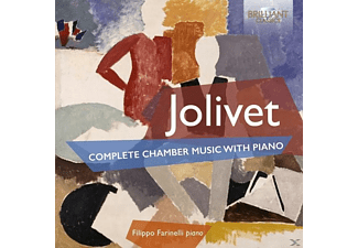 Filippo Farinelli - Complete Chamber Music With Piano - (CD)