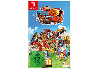 One Piece: Unlimited World Red (Deluxe Edition) - Nintendo Switch