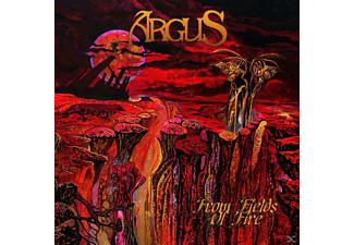 Argus - From Fields Of Fire - (CD)