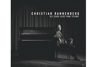Christian Rannenberg - Old School Blues Piano Stylings - (CD)