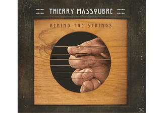 Thierry Massoubre - Behind The Strings - (CD)