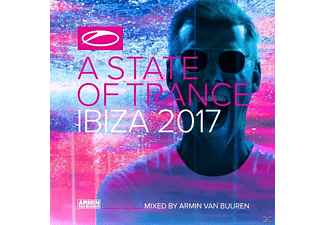 VARIOUS - A State Of Trance-Ibiza 2017 - (CD)