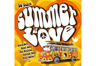 VARIOUS - Summer Of Love - (CD)