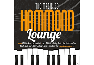 VARIOUS - Hammond Lounge-The Magic B3 - (CD)