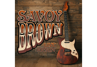 Savoy Brown - Live And Kickin - (CD)