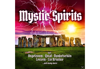 VARIOUS - Mystic Spirits - (CD)