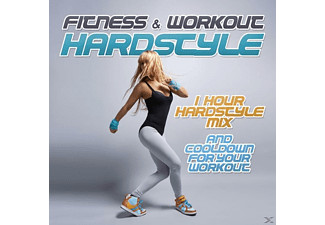 VARIOUS - Fitness & Workout: Hardstyle - (CD)