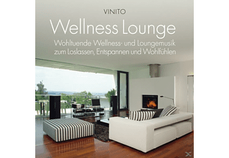 Vinito - Wellness Lounge - (CD)