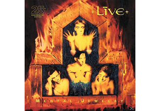 Live - Mental Jewelry (2CD) - (CD)