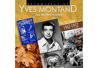 Yves Montand - Les Feuilles Mortes - (CD)