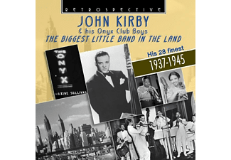 John & His Onyx Club Boys Kirby - The biggest little Band in the Land - (CD)