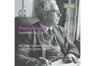 Welsh Symphony Orchestra - Sinfonien 2 & 11 - (CD)