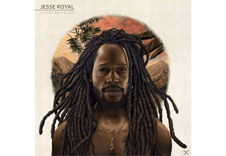 Jesse Royal - Lily Of Da Valley - (CD)