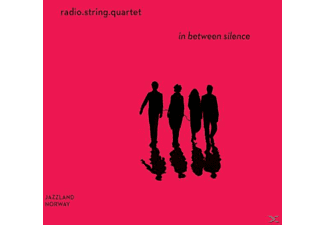Radio.String.Quartet - In Between Silence - (CD)