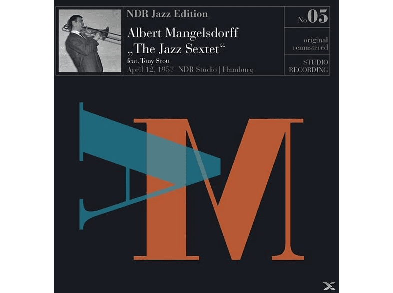 Mangelsdorff Albert - The Jazz-Sextet [Vinyl]