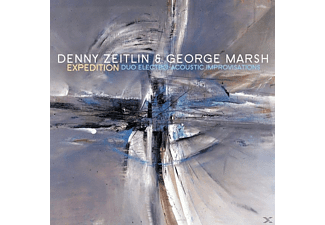Denny Zeitlin, George Marsh - Expedition (Duo Electro Acoustic Improvisations) - (CD)