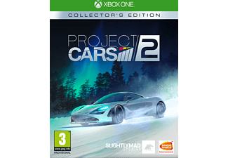 Project Cars 2 Collector's Edition NL/FR Xbox One