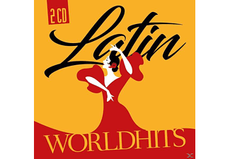 VARIOUS - Latin Worldhits - (CD)