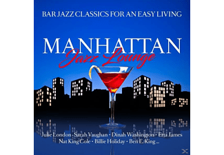 VARIOUS - Manhattan Jazz Lounge - (CD)
