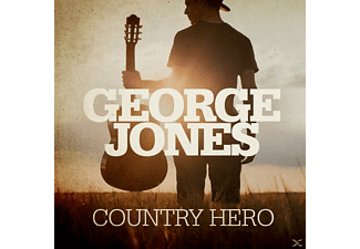 George Jones - Country Hero - (CD)