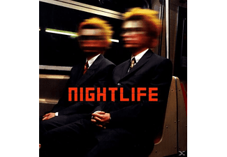 Pet Shop Boys - Nightlife (2017 Remastered Version) - (Vinyl)