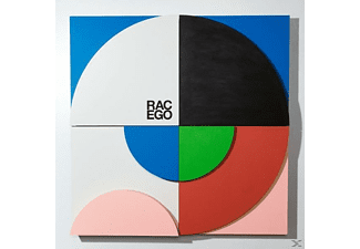 Rac - EGO (Ltd.Clear 2LP+MP3) - (LP + Download)