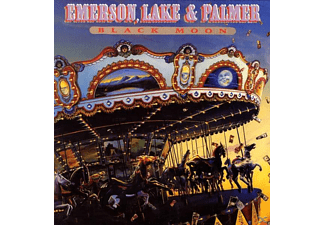 Emerson, Lake & Palmer - Black Moon (Remastered) - (Vinyl)