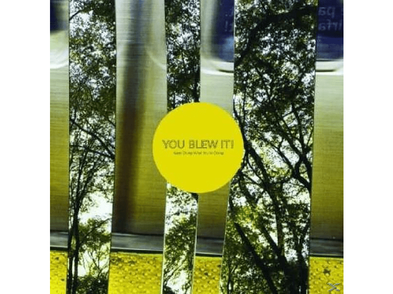 You Blew It - Keep Doing What You're Doing [CD]