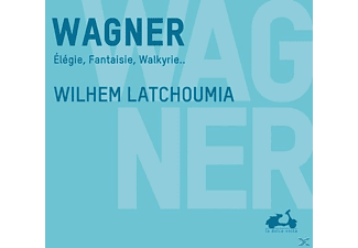 Wilhem Latchoumia - Elegie,Fantaisie,Walkyrie - (CD)