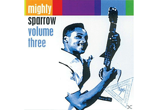 Mighty Sparrow - VOLUME THREE - (CD)