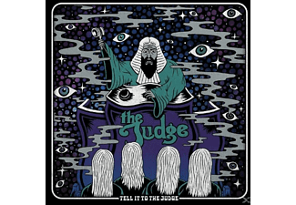 The Judge - Tell It To The Judge - (CD)
