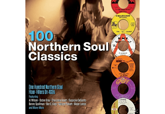 VARIOUS - 100 Northern Soul Classics - (CD)