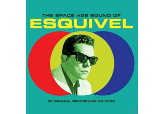 Esquivel - The Space Age Sound Of - (CD)