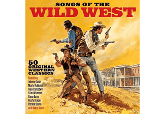 VARIOUS - Songs Of The Wild West - (CD)