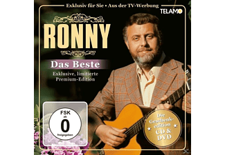 Ronny - Das Beste-Geschenkedition - (CD + DVD Video)