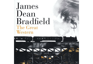 James Dean Bradfield - Great Western - (CD)