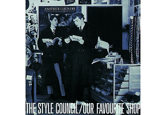 The Style Council - Our Favourite Shop (Ltd.Edt.Vinyl) - (Vinyl)