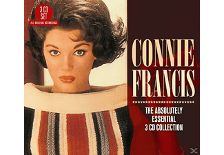 Connie Francis - Absolutely Essential - (CD)