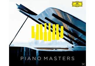 VARIOUS - Piano Masters - (CD)