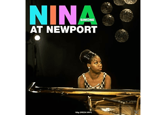 Nina Simone - At Newport - (Vinyl)