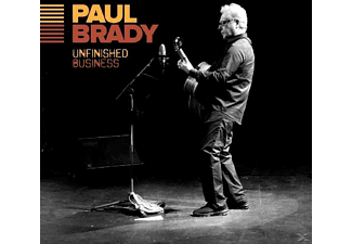 Paul Brady - Unfinished Business - (CD)