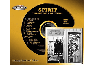 Spirit - The Family That Played Together+Bonus Tracks - (SACD Hybrid)