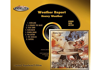 Weather Report - Heavy Weather - (SACD Hybrid)