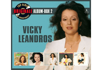 Vicky Leandros - Originale Album-Box 2 (Deluxe Edition) - (CD)