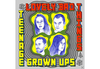 The Lovely Bad Things - Teenage Grown Ups - (CD)